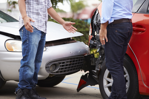 Don't Apologize After Your Car Wreck