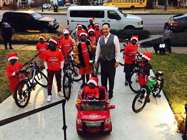 Second Annual Bikes for Tykes